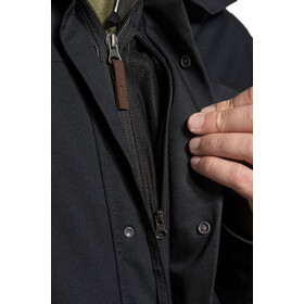 Tatonka Stir Kapuzenparka Herren dark black